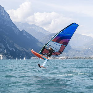 freeride windsurf sail