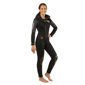 dive wetsuit / long-sleeve / one-piece / body