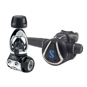 first and second stage scuba regulator / for cold water