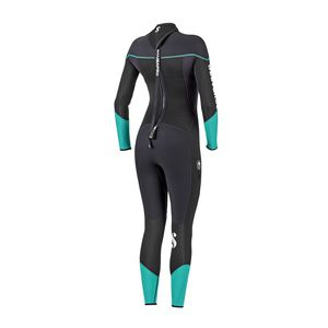 dive wetsuit / one-piece / long-sleeve / 3 mm