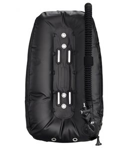 rebreather buoyancy compensator