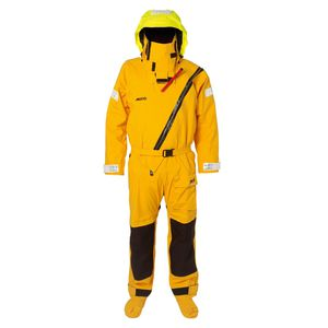 navigation suit / survival / drysuit / with hood