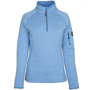 long-sleeve fleece top