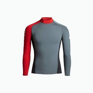long-sleeve neoprene top
