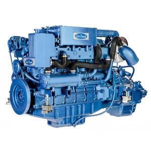 diesel ship engine / direct fuel injection / turbocharged / Tier 1