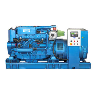 Water, Electricity,Diesel generator sets for yachts - All