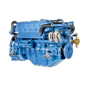 diesel ship engine
