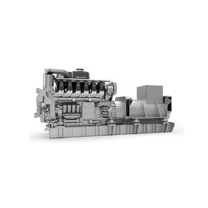 ship generator set / diesel / high-speed / auxiliary