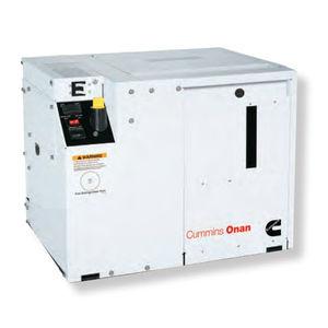 boat generator set / diesel / gasoline