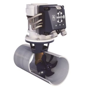 bow thruster / for boats / electric / tunnel type