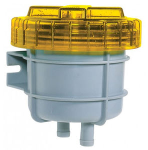 bilge water filter / for boats