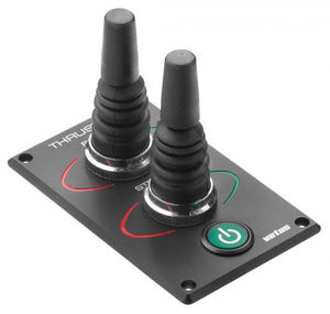 lateral thruster joystick
