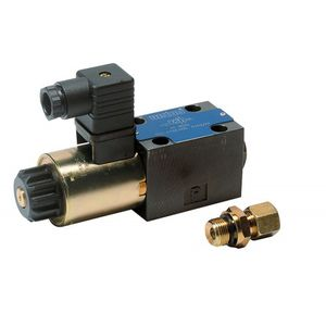 boat actuator / single-acting / hydraulic system