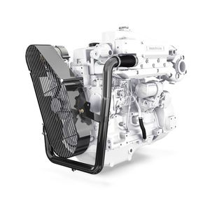professional vessel engine / diesel / direct fuel injection / turbocharged