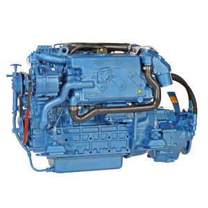 inboard engine / professional vessel / diesel / turbocharged