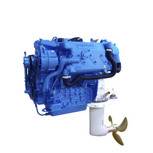 saildrive engine / boating / professional vessel / diesel