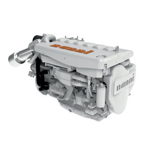 inboard engine / boating / diesel / turbocharged