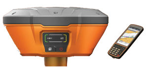 GNSS antenna / satellite / for boats / for ships