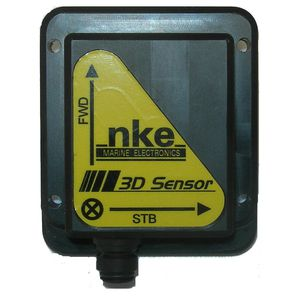 pitch sensor / roll / for boats