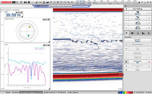 hydrographic survey echo sounder / multibeam / high-resolution