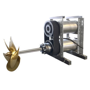 boat propulsion system / for yachts / professional vessel / shaft drive