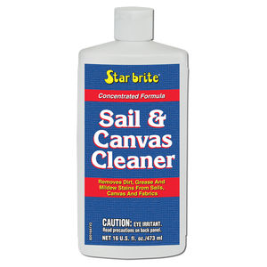 sail cleaner / for awnings / for boats / biodegradable