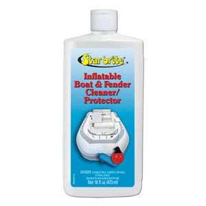 multi-surface cleaner / for inflatable boats / protective wax