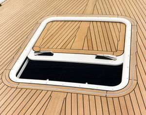Sliding Deck Hatch All Boating And Marine Industry Manufacturers Videos