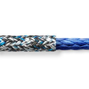 sheet cordage / halyard / double-braid / for sailboats