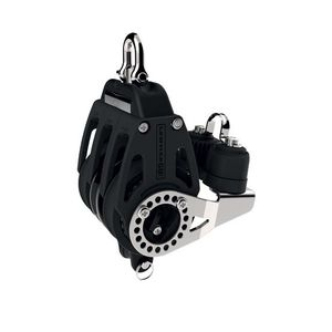 cam cleat block / ratchet / ball bearing / triple