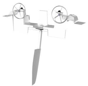 sailboat steering / mechanical