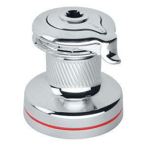 self-tailing sailboat winch / 3-speed / for classic sailboats