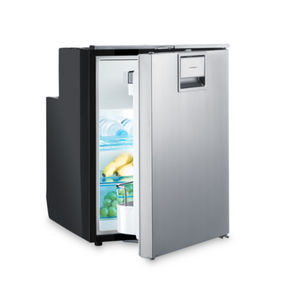 boat refrigerator-freezer / built-in / compressor