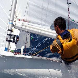 sailing dinghy boom