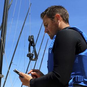 sailboat tension gauge / for rigging