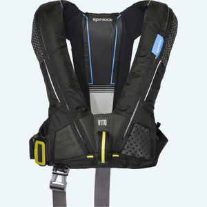 self-inflating life jacket