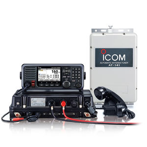 marine radio / fixed / VHF / HF