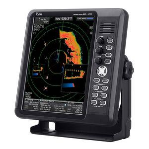 boat radar / ATA / with AIS / monochrome
