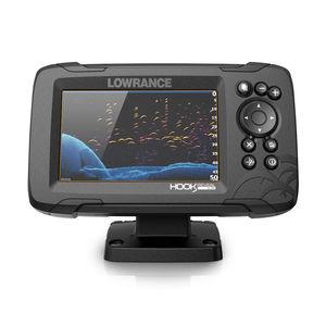 fishfinder / sonar / GPS / for boats