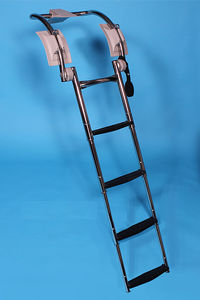 inflatable boat ladder