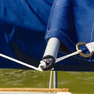 sailboat spinnaker pole / telescopic