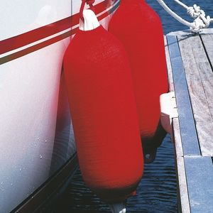 boat fender cover / cylindrical