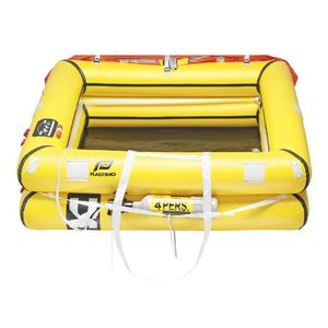boat liferaft / coastal / 6-person / 4-person