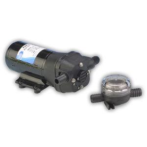 boat pump / drain / sewage / bilge