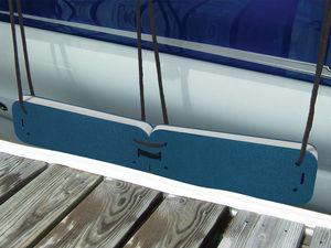 boat fender / flat