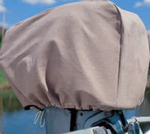 protective cover / boat / outboard motor