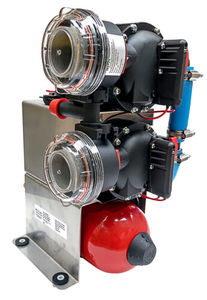 pump water pressurization system