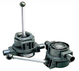 boat pump / bilge / toilet / for wastewater