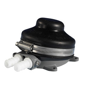 boat pump / sink / water / pedal-operated