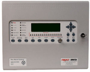 ship control panel / fire fighting system